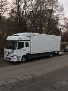 Umzug München LKW