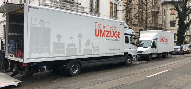 LKW und Transporter – Umzug München