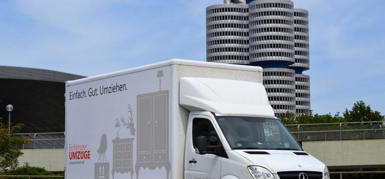 Flotte erweitert – Umzug München