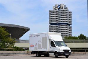 Umzugsunternehmen München