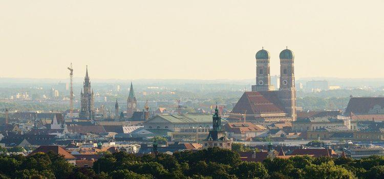Umzug nach München